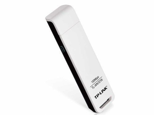 Tp Link Tl Wn721n Wireless N150 Usb Adapter 150mbps W Wps Button