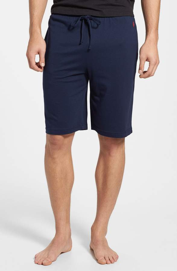 2014770609 Men's Polo Ralph Lauren Sleep Shorts, Size X-Large - Blue | Products ...