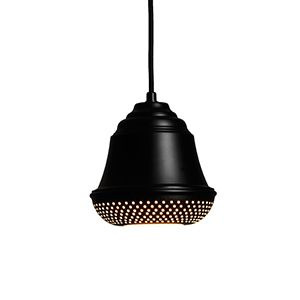 CASANOVA Møbler — Design By Us - Bellis lille pendel - sort
