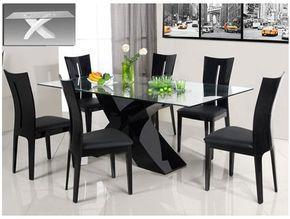 Mesas Modernas para Comedor   muebles modernos   Table, Dining room ...