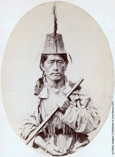 File:An aboriginal man from the Lepcha people of Sikhim.jpg