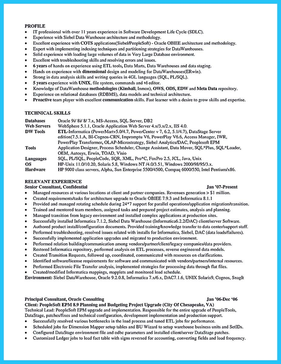 Sample Resume Summary Statement Nice Outstanding Data Architect Resume Sample Collections