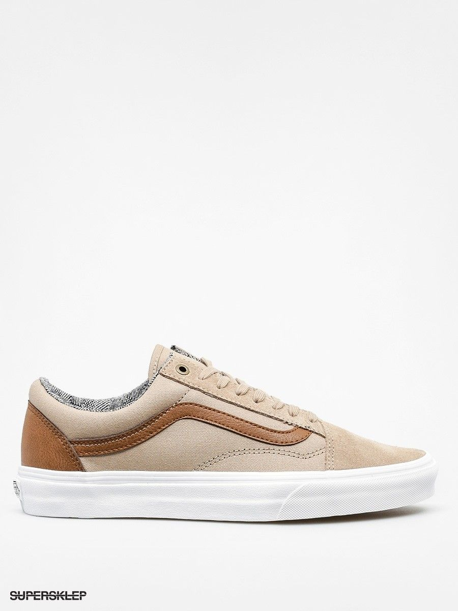 Buty Vans Old Skool C&L (silver mink/true white)