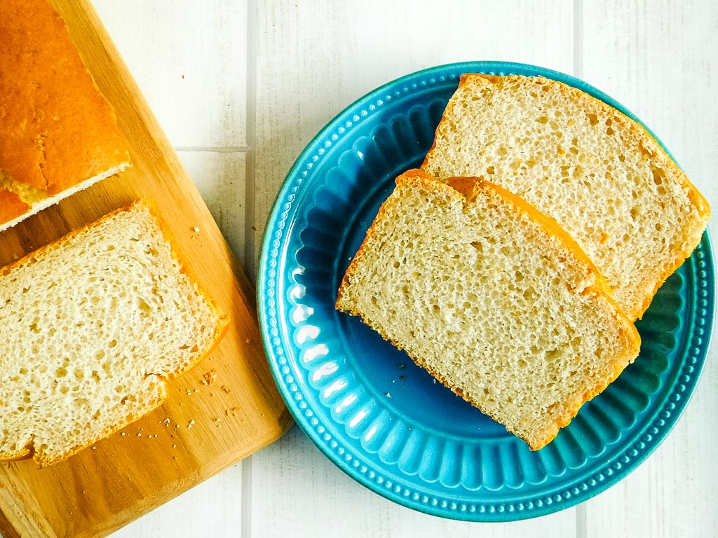 Amazing Gluten Free White Bread Without Xanthan Gum Plus 7 Tips For Making It Recipe Gluten Free Recipes Bread Fresh Bread Recipes Gluten Free Bread