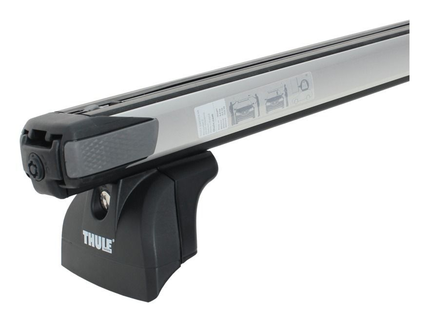 Thule Slidebar Roof Racks For Ford Tourneo Connect Grand Tourneo