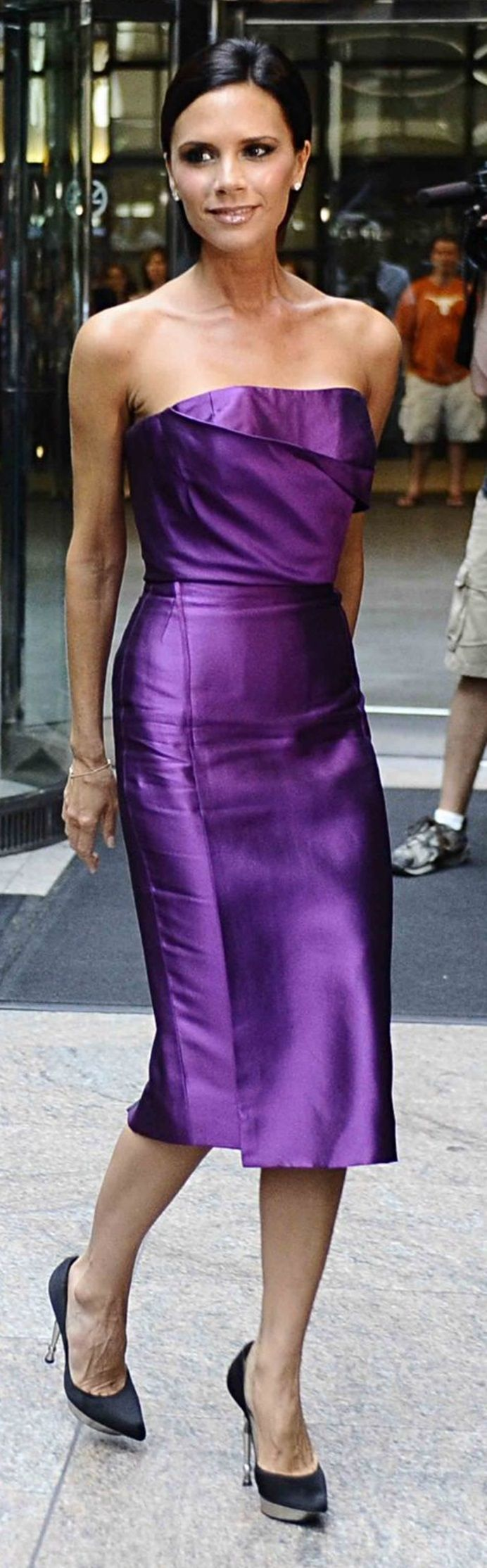 Victoria Beckham, Lilac Gorgeous!