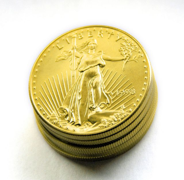 Liberty Gold Coin Better Known As St Gaudens Things Of