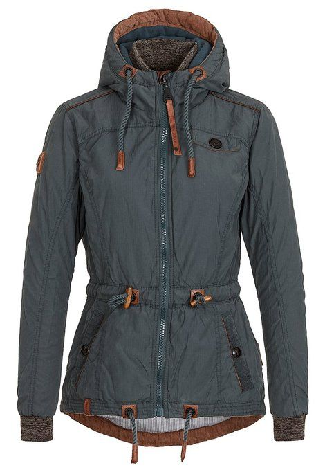 Naketano Female Jacket Schlaubär II Dark Green | Women's