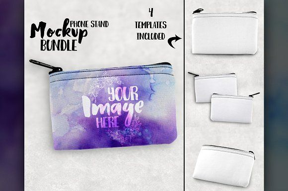 Download Sublimation Coin Pouch Mockup Free Psd Mockups Templates Mockup Free Psd Psd