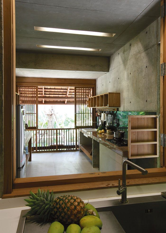 Architecture in 2018 pinterest moderne for Traditionelles thai haus