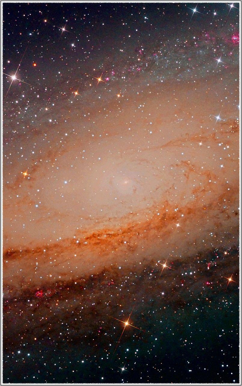 Andromeda Galaxy 4k Wallpaper Papel De Parede Wallpaper Wallpaper Papeis De Parede