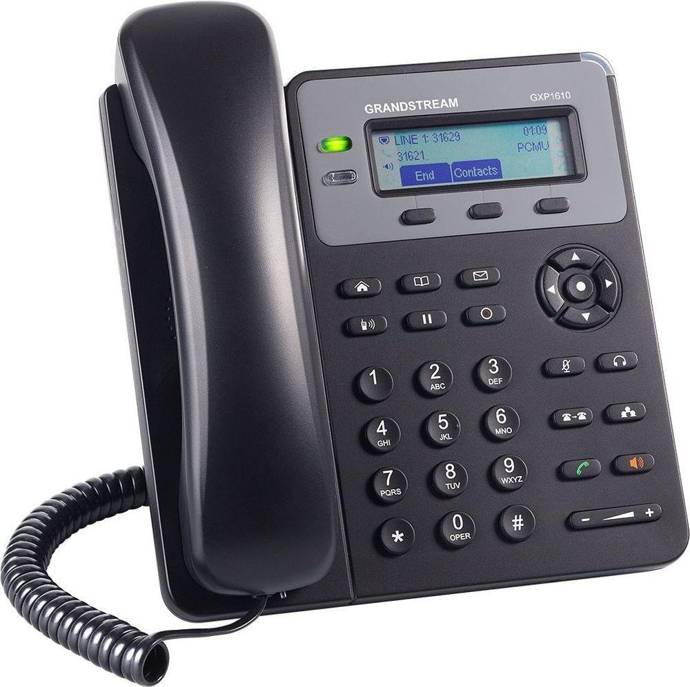 Grandstream gsgxp1610 small business 1line ip phone