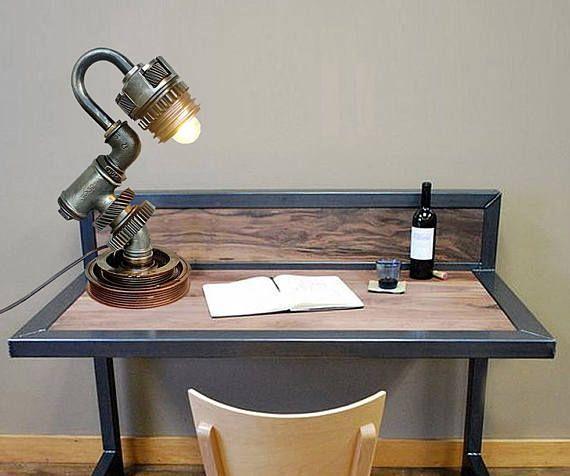 Antique Style Lamps Retro Bedroom Lighting
