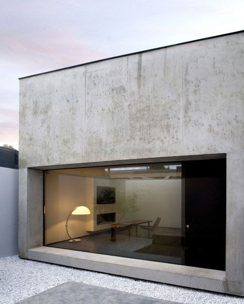 Love The Large Glass Panels....may Not Like The Price...lol | For The Home  | Pinterest | Concrete, Minimal And Architects