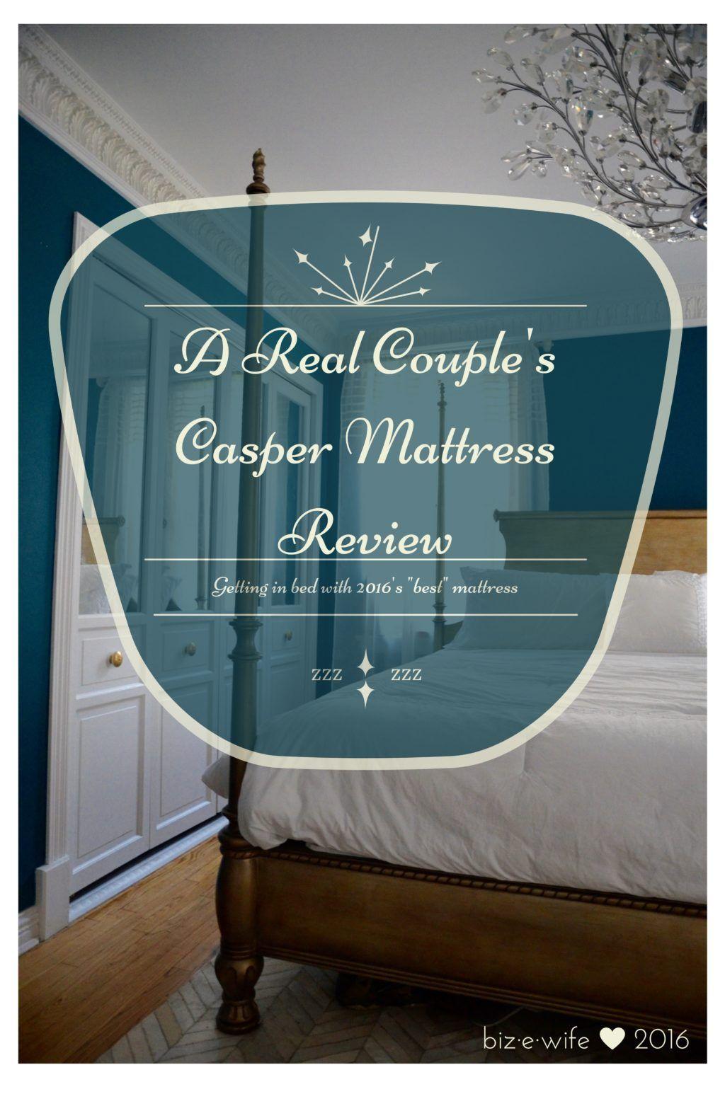 Friendly Ghosts Casper Mattress Review Casper mattress