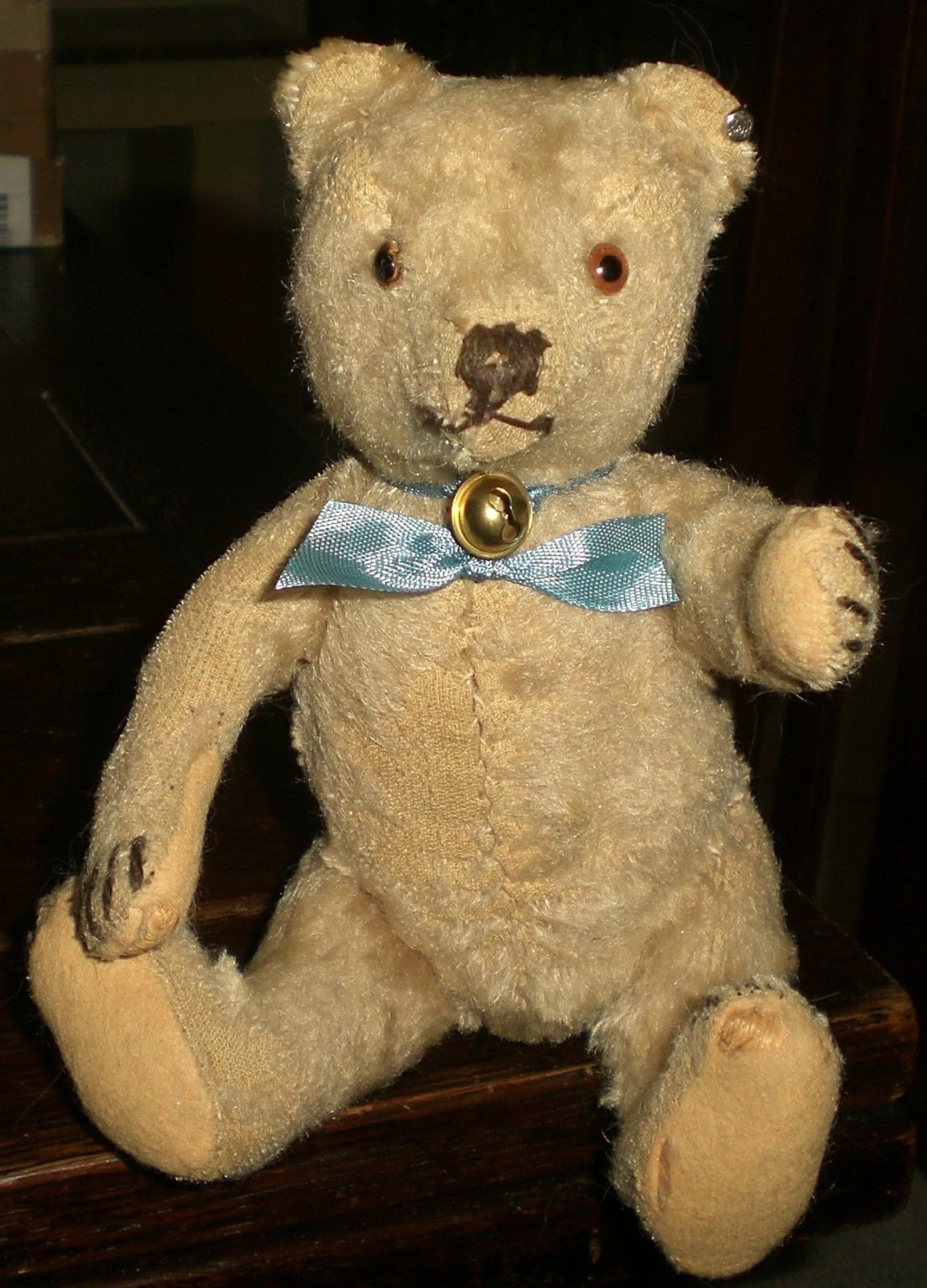 STEIFFOLDTEDDYBEARANTIQUE eBay Old teddy bears