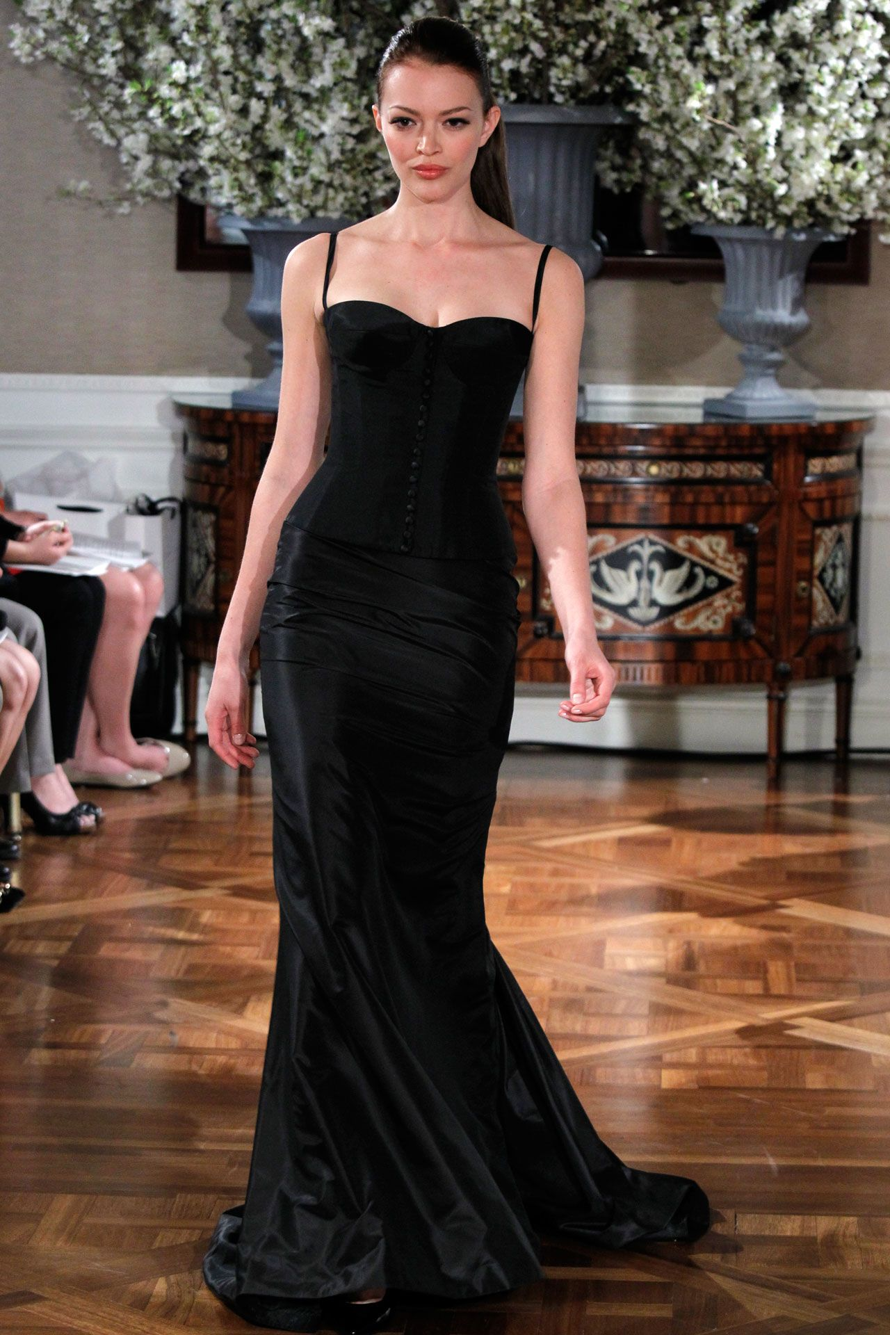 Wedding dresses the ultimate gallery bridesmagazine bridal black black wedding dress black wedding gown black bridal gown black ombrellifo Image collections
