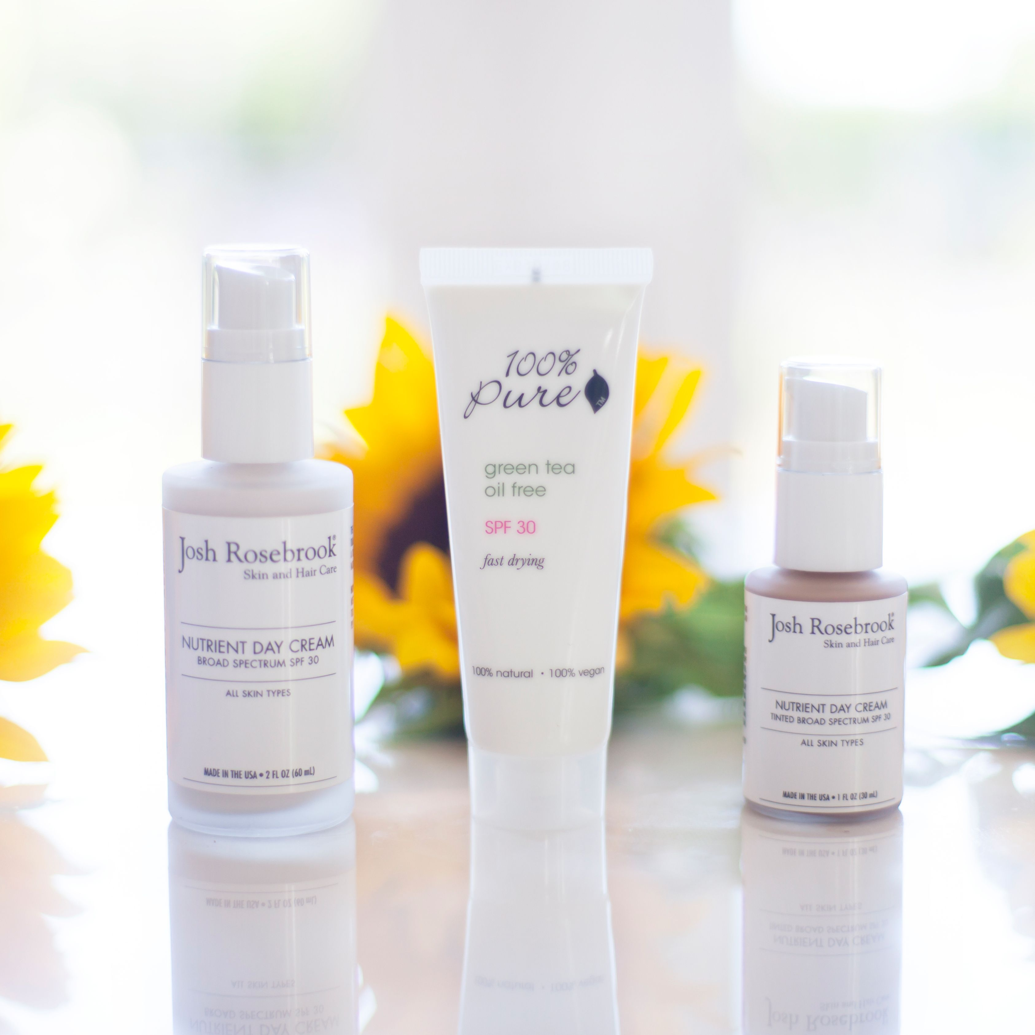 Natural SPF skincare greenbeauty naturalskincare