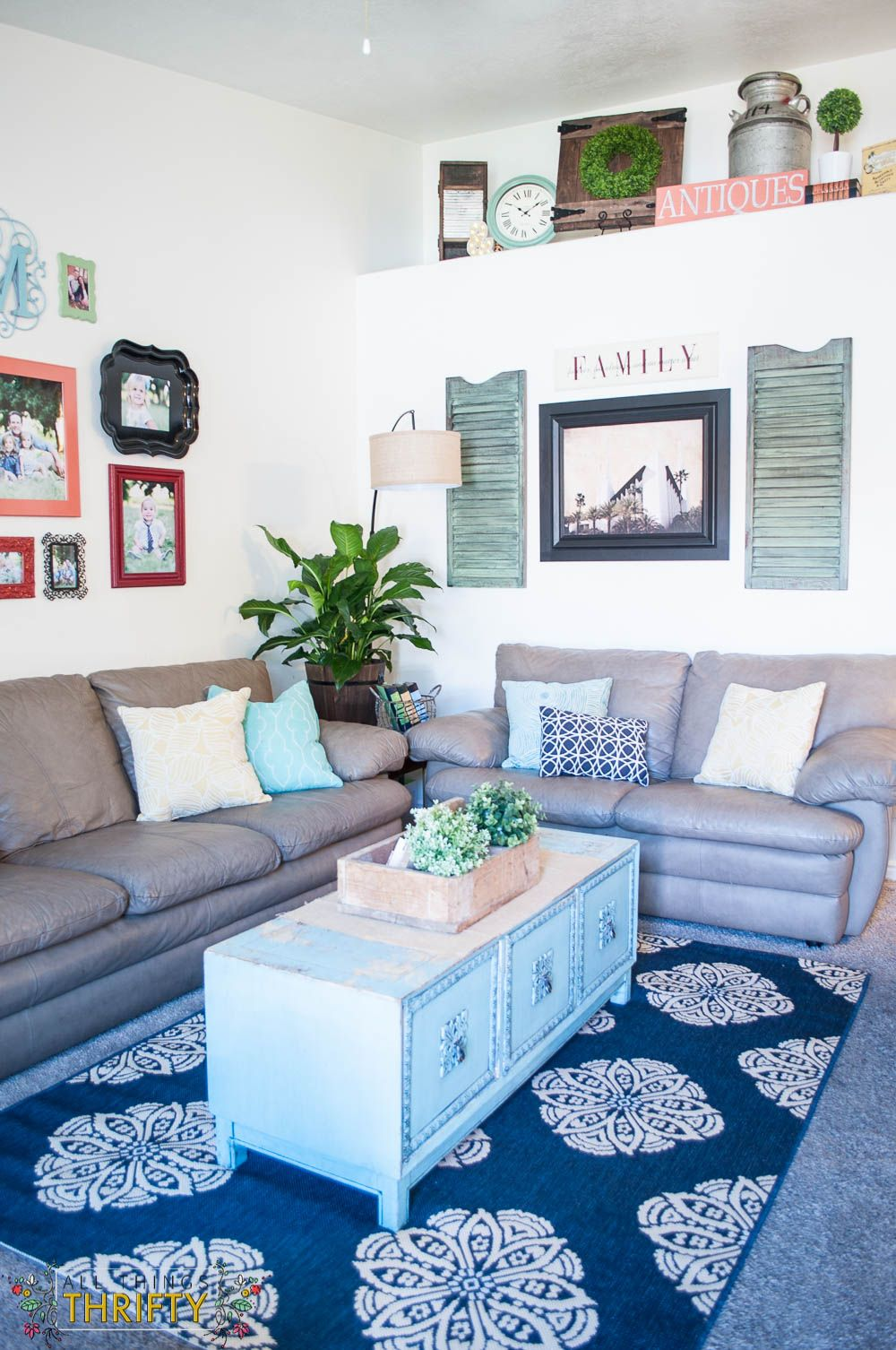 Rental Decorating Refresh Ideas Diy Home Improvement