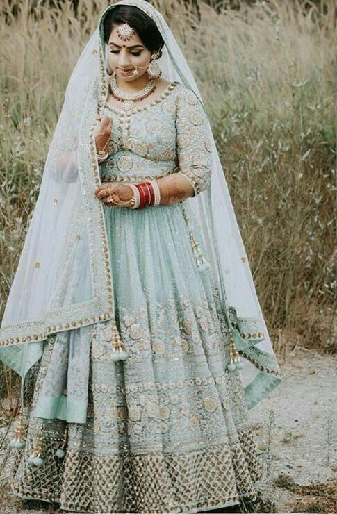 Pin by Poojakaur👑 on Wedding | Pinterest | Indian wear, Indian ...