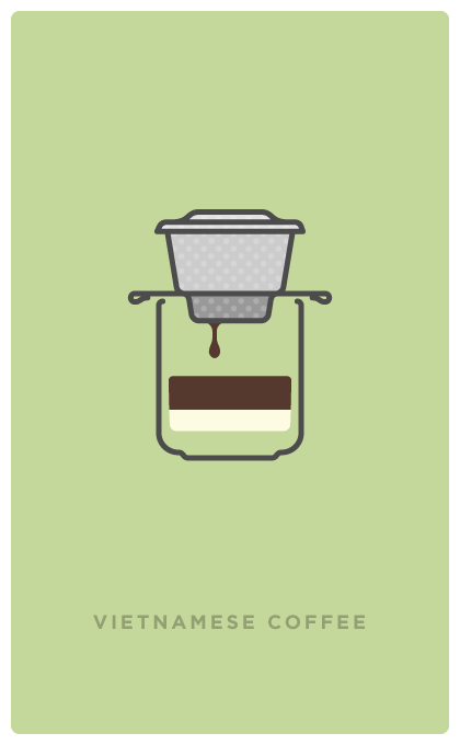 Vietnamese Coffee Coffee Icon Vietnamese Coffee Coffee Illustration