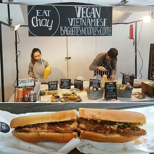 Vegan Restaurant Eat Chay Food Stall In London England Has Not Been Reviewed Yet Consider Sharing Your Experience With Hycow S Vegetarian