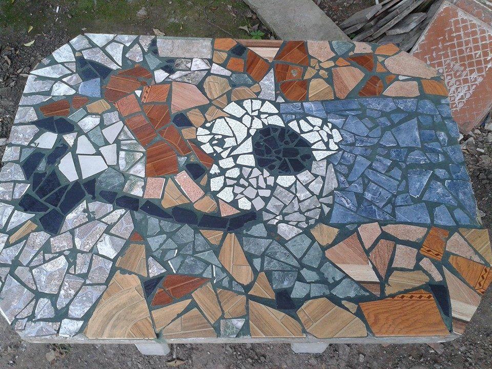 incurcionando en el mozaiquismo