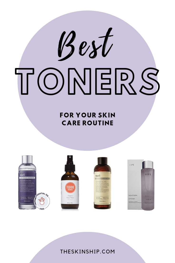 After Cleansing And Exfoliating You Need To Use A Toner In Your Skin Care Rou Popular Skin Care Products Proper Skin Care Routine Effective Skin Care Products