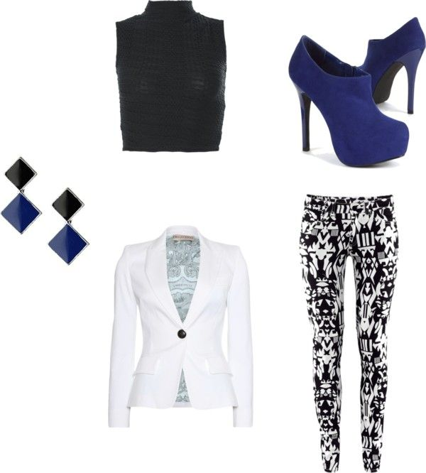 """""""business woman :))"""" by ntcmaxwell ❤ liked on Polyvore"""