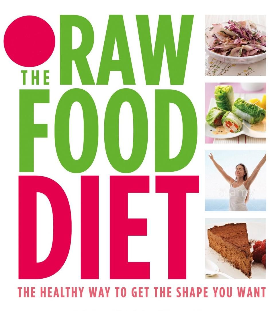 All You Need To Know About Raw Food Diet Strength