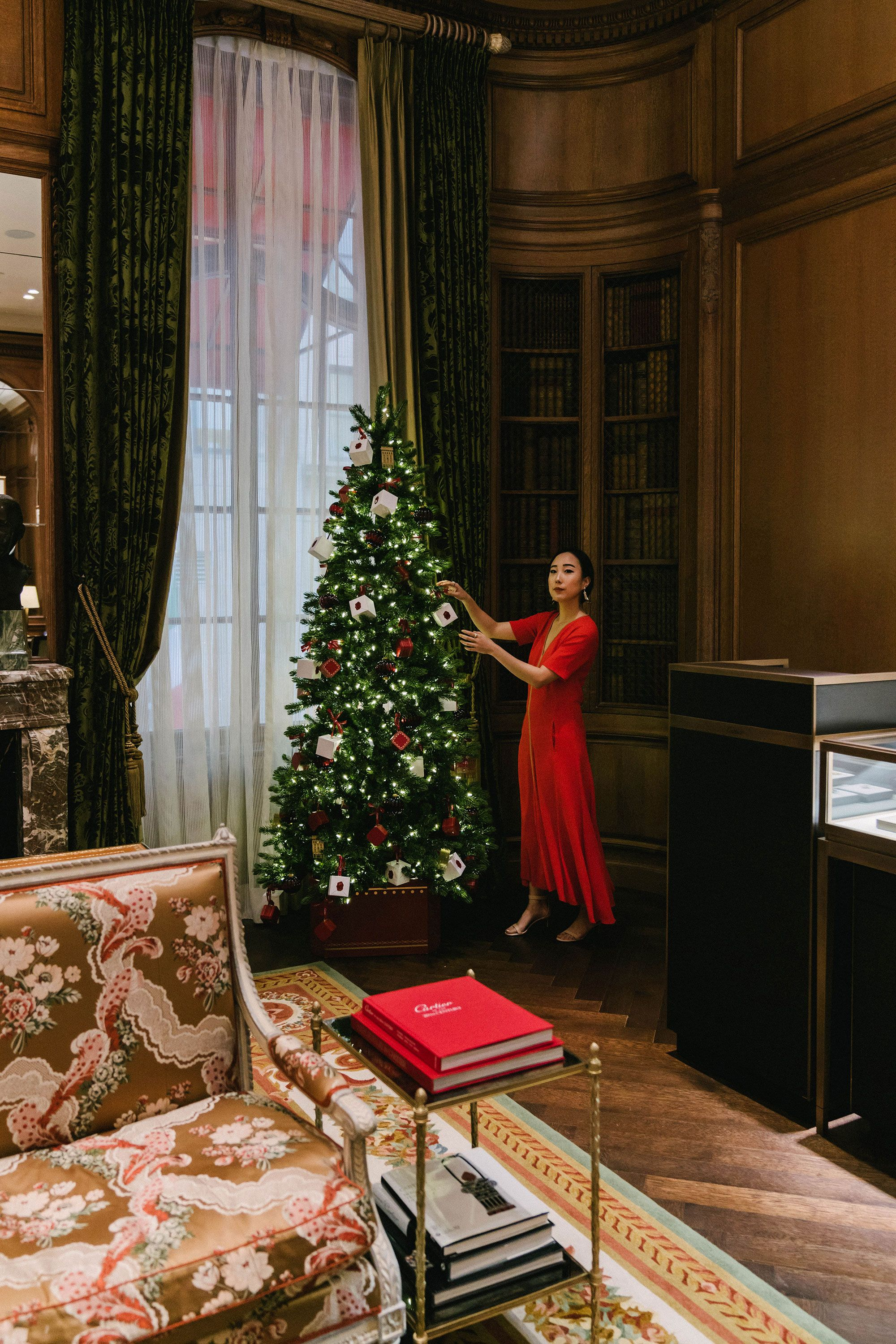 Cartier The Mansion via @eggcanvas