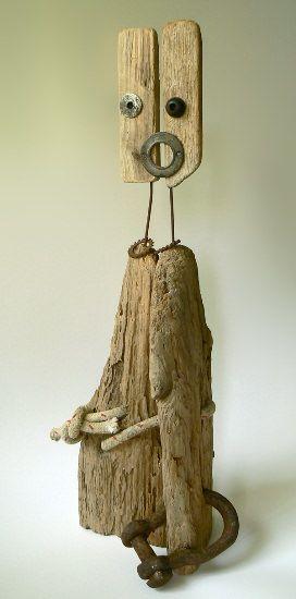 Driftwood Sculptures Recycled Art Wood & Organic