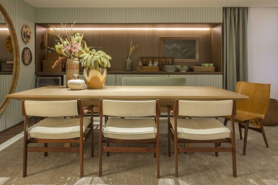 Integração dos espaços domésticos ganha destaque nos 70 ambientes apresentados na Casa Cor
