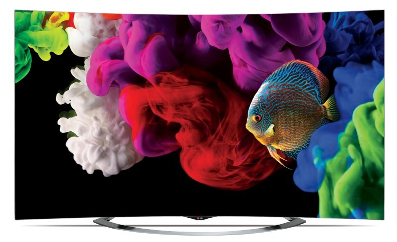 LG Launches World's First 4K OLED TV in India