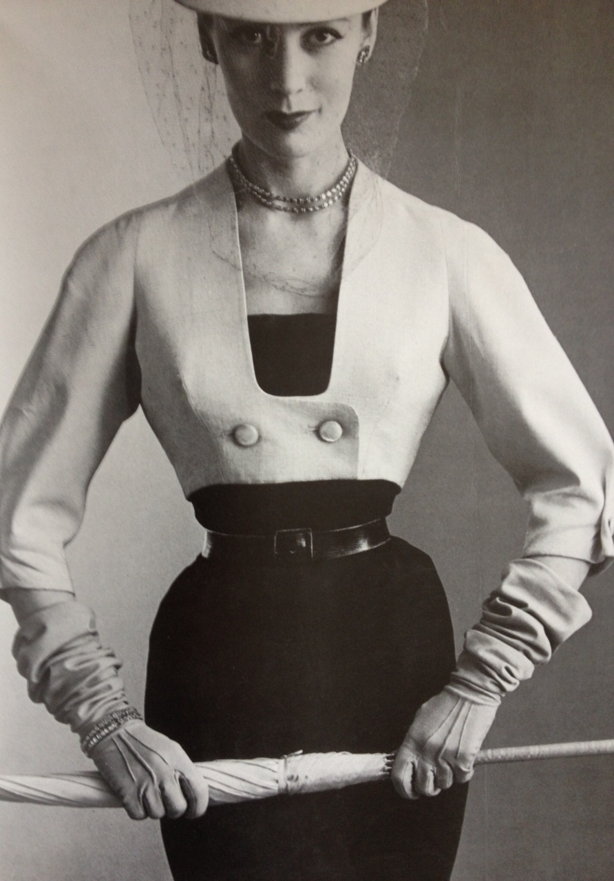 Dior 'New Look' - 1947 - House of Dior (French, founded ...