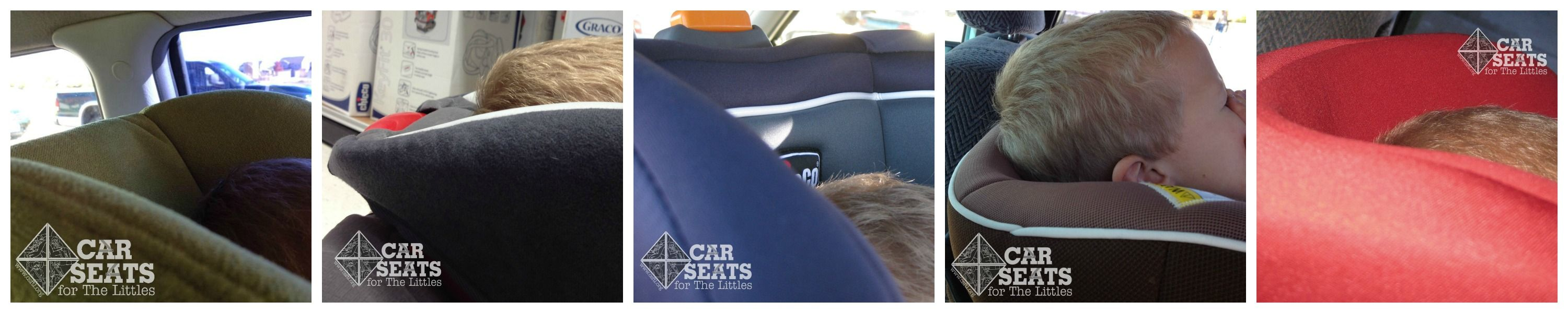 How Much Headroom A Height Comparison Of Rear Facing Convertible Car Seats