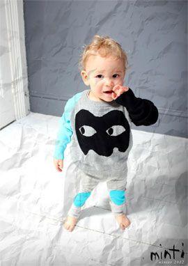 Minti Winter 2012 - Babies