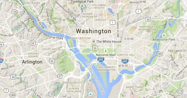 Washington D C Running Routes The best running routes in