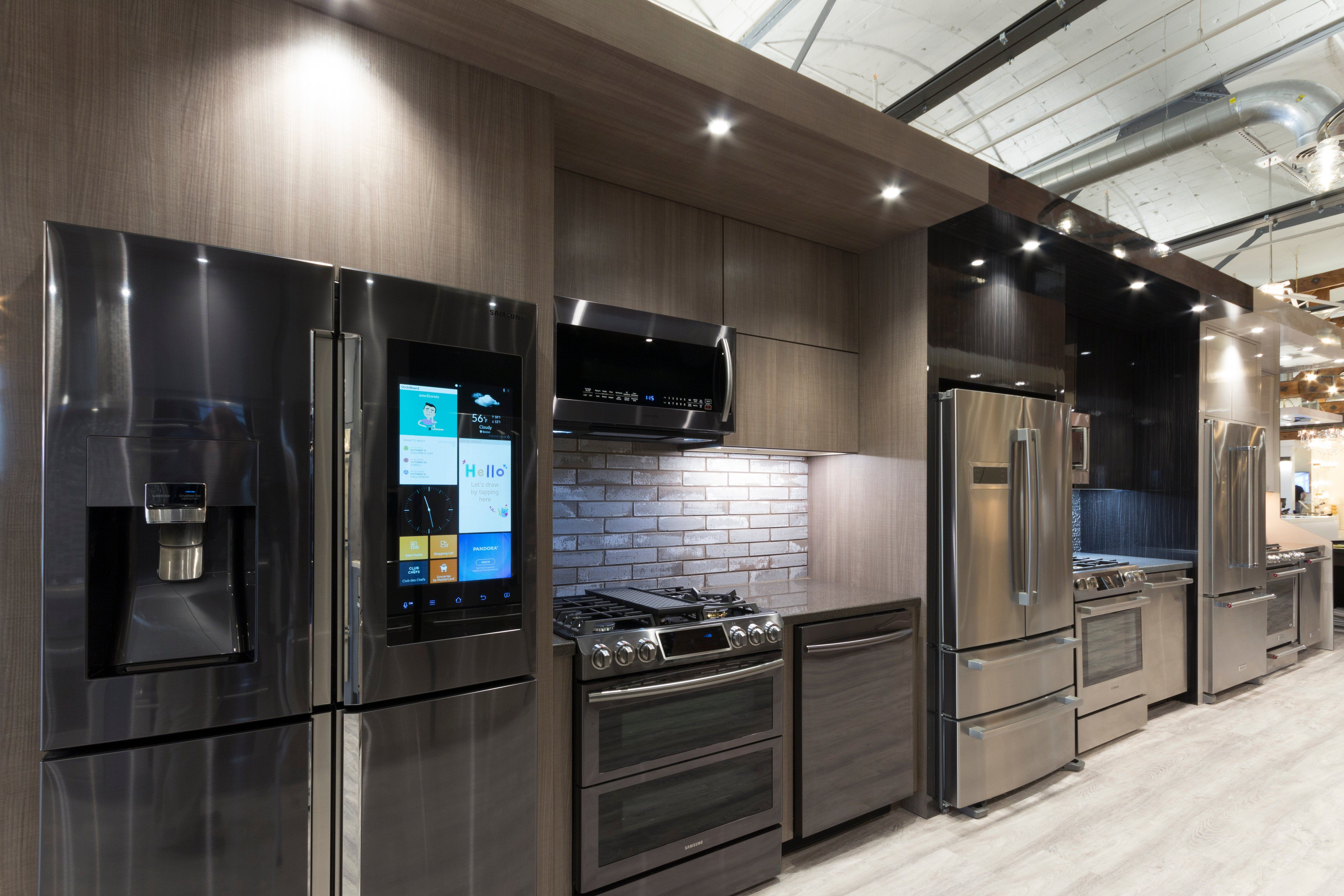 10 Best Stainless Steel Kitchen Appliance Packages Reviews Ratings Prices Luxury Appliances Samsung Kitchen Kitchen Appliance Packages