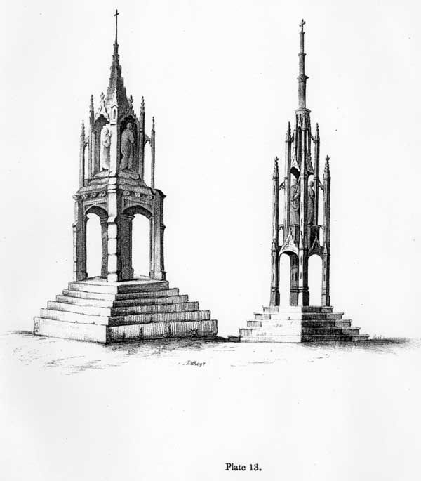 Drawings Essay On Gothic Architecture