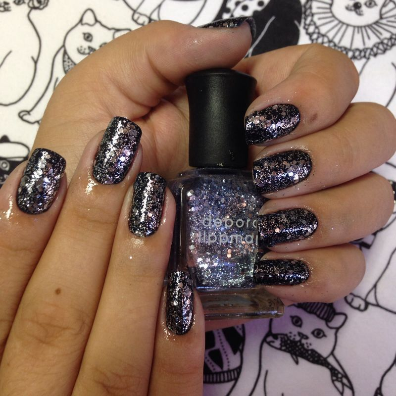 Deborah Lippman- Today was a fairytale contains virgin diamond powder 20070