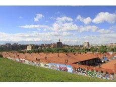 Reportajes de grafitis vallecas con moratalaz de Madrid. Victor Lerena archdc