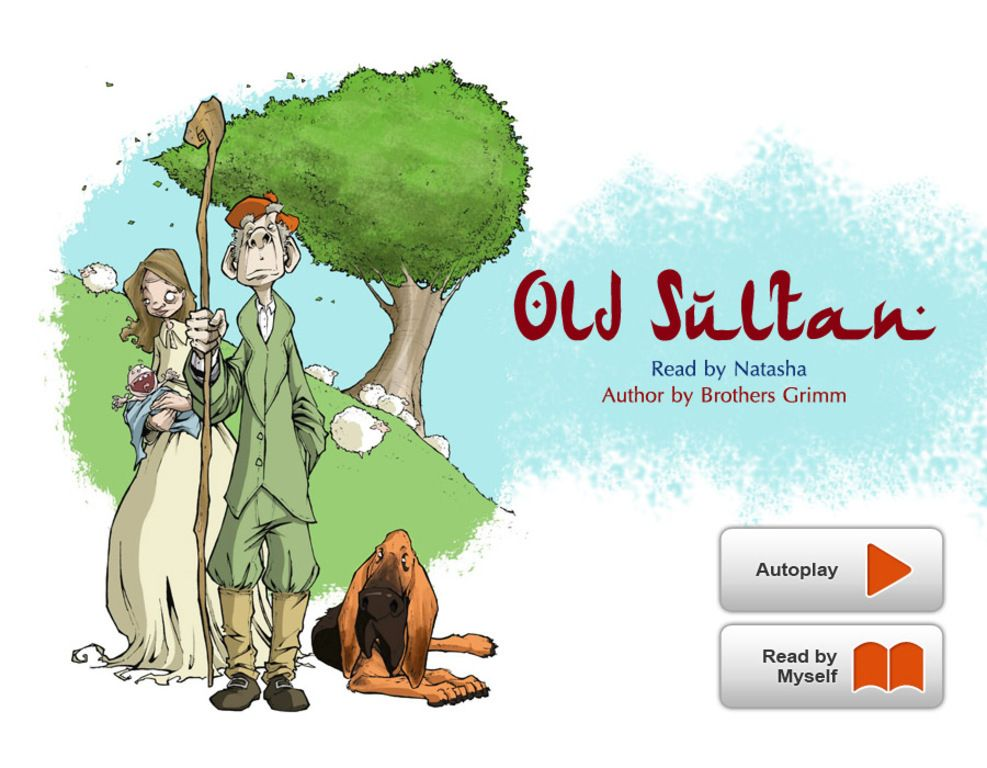 Old Sultan | MangoReader- Experience The Magic Of Stories, Read online  stories