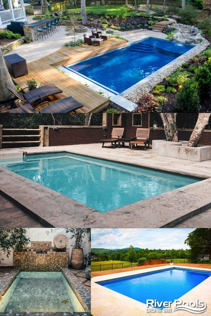 Small Inground Pools Sizes Shapes Cost Pros Cons Inground Pool Designs Inground Pool Cost Pool Cost