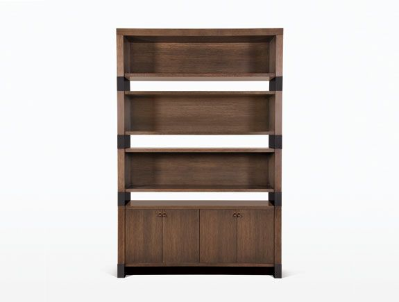 Huron Bookcase From Holly Hunt