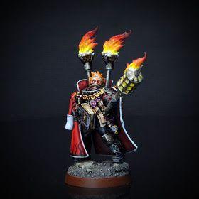 L'inquisiteur Faustus Mael ne travaille pour aucun ordo en particulier, il se contente de purger l'hérésie qu'importe son origine. C'est...