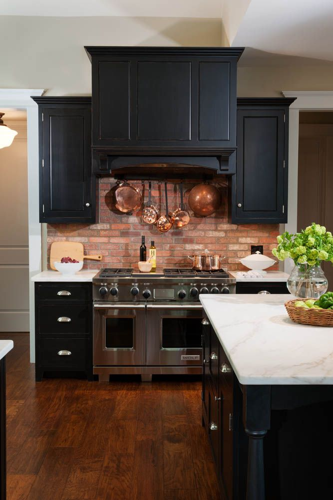 Best Gallery Page 13 Crown Point Cabinetry Black Kitchen 400 x 300