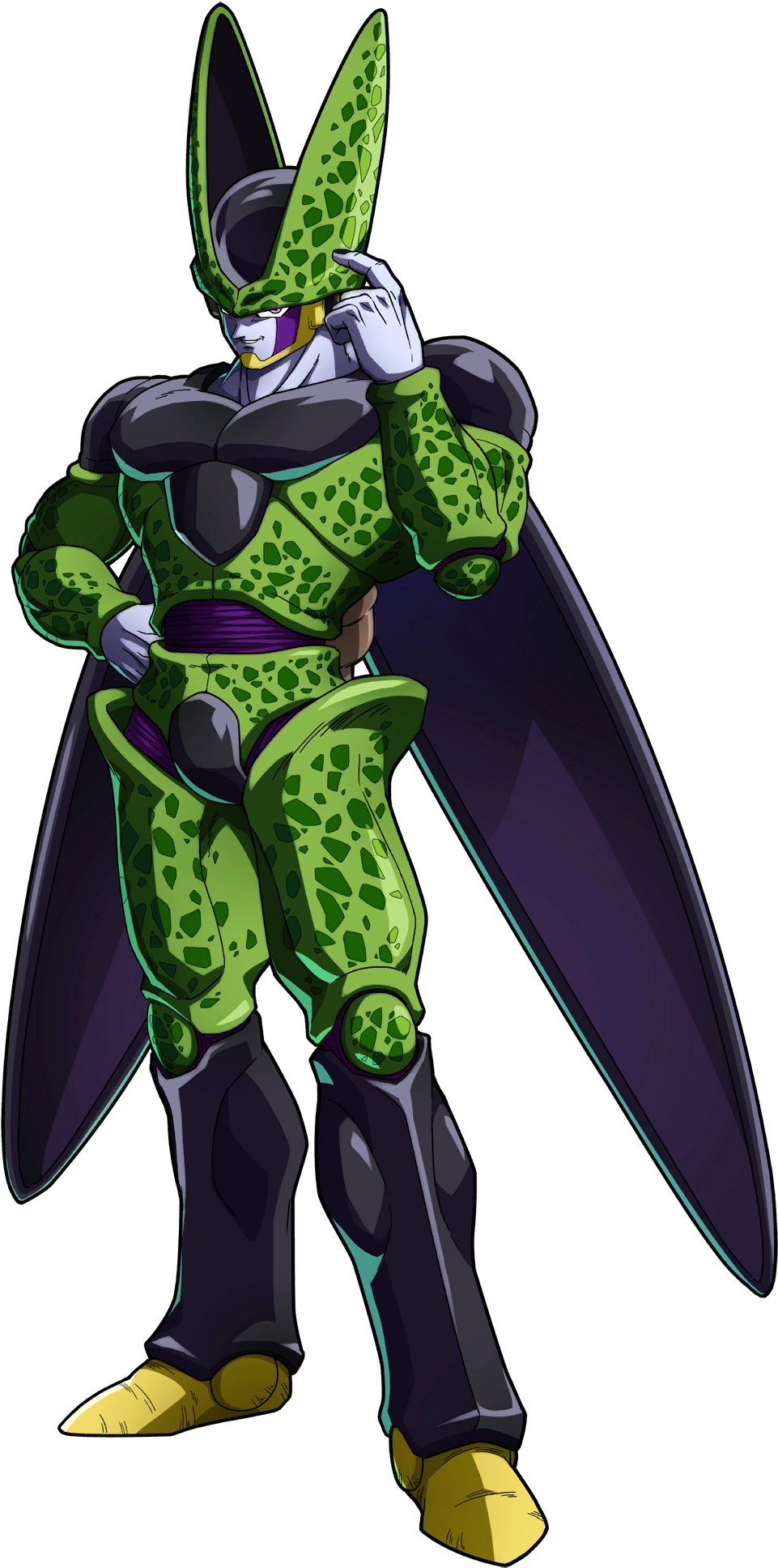 Render Dbfighterz Perfect Cell By Purplehato On Deviantart In 2021 Perfect Cell Dragon Ball Dragon Ball Z