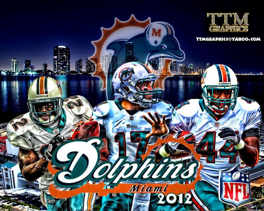 Miami Dolphins Wallpaper Collection 1024×768 Miami Dolphin