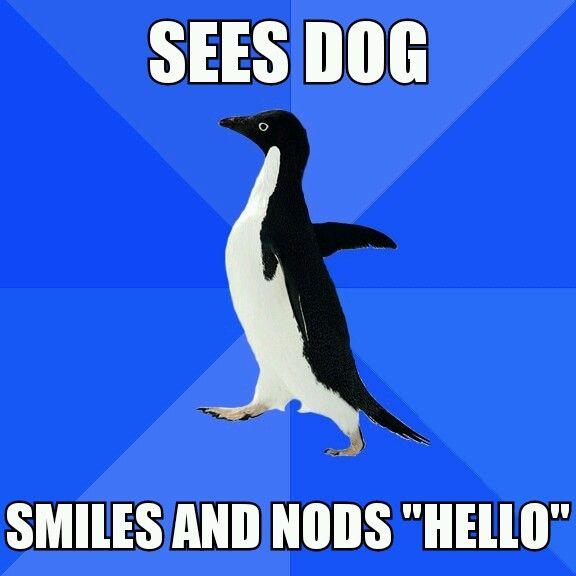 Ha every time